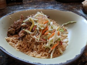 Satu'li canteen Chicken Bowl