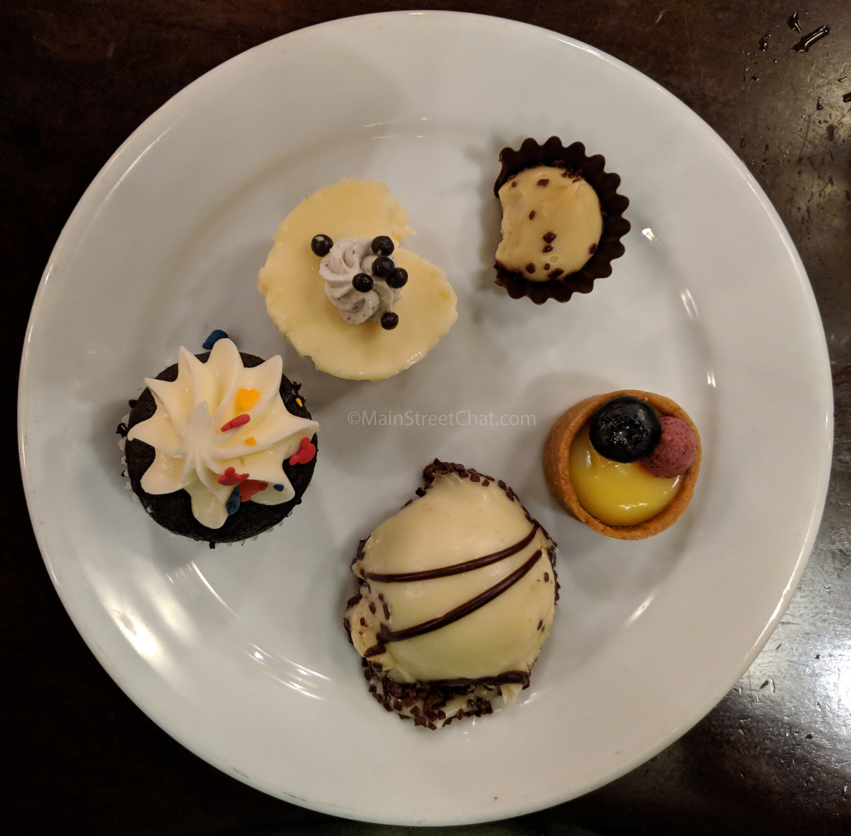 Boma Flavors of Africa Desserts