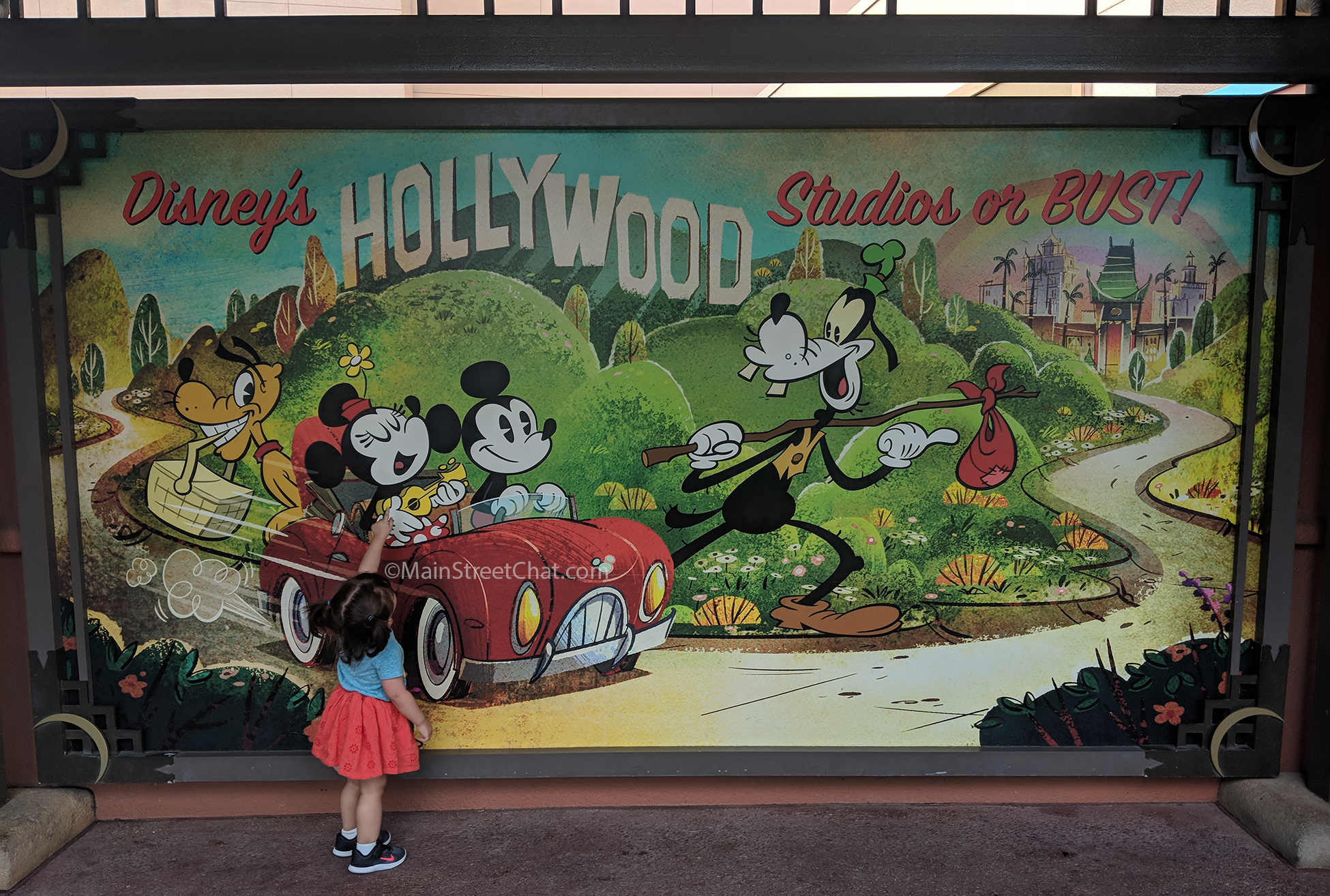 Disney's Hollywood Studios Toddler