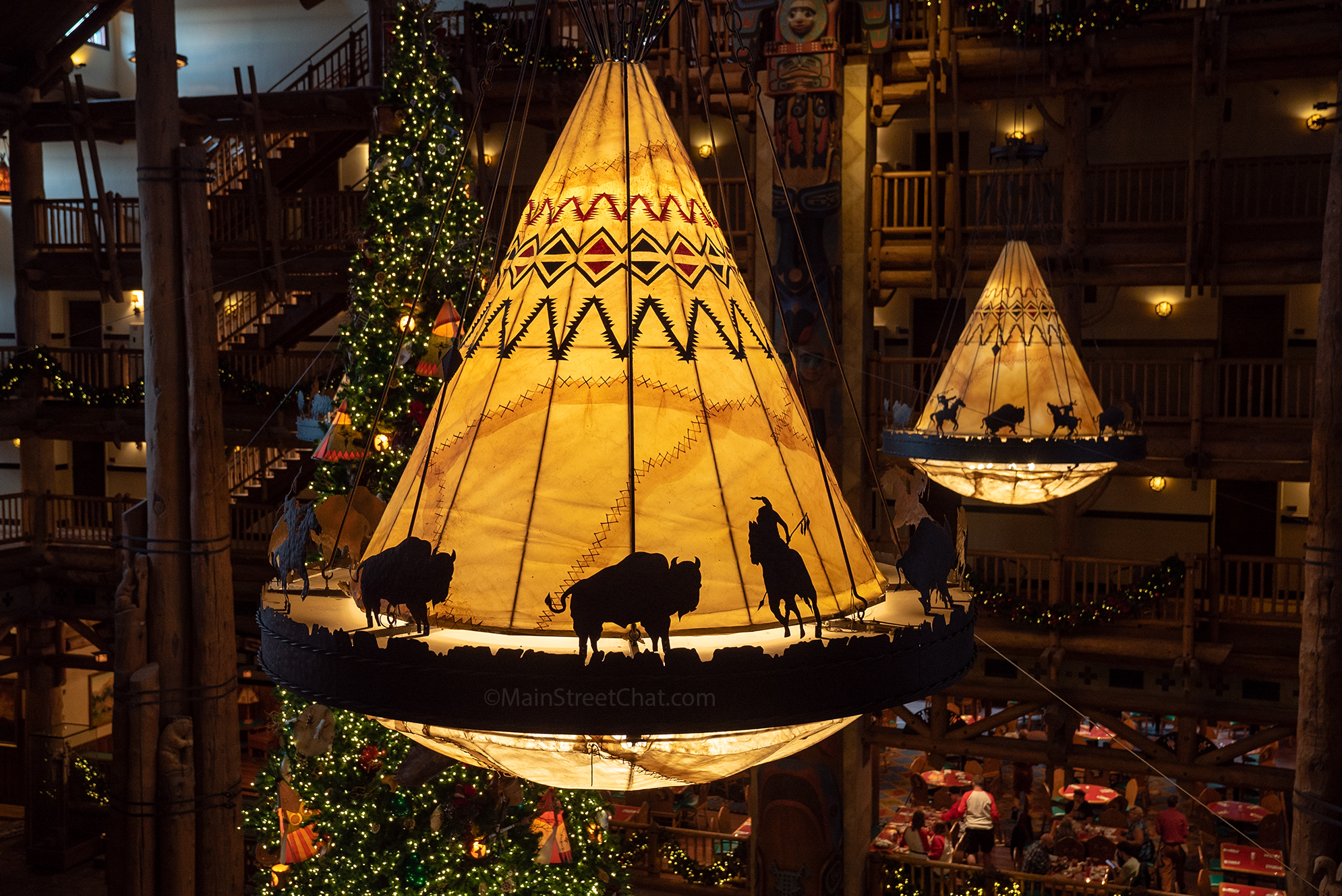Wilderness Lodge Chandelier