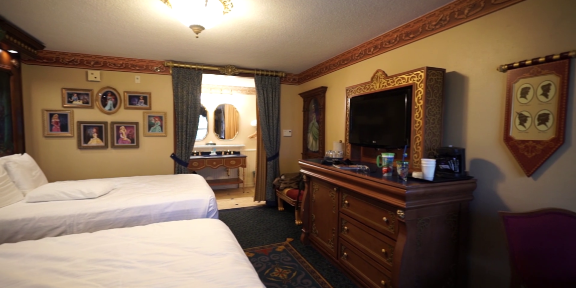 Royal Guest Room at Port Orleans